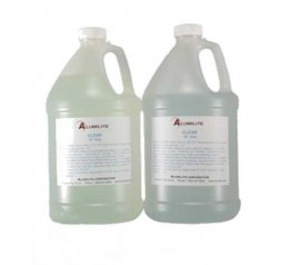 Alumilite White Casting Resin - 1 Gallon Kit