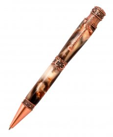 Cowboy (Western) Pen Kit - Antique Copper