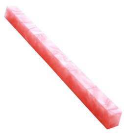 Long Pen Blank - AquaBright Pink Pearl 12 in.