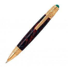 Celtic Ballpoint Pen Kit - 24K Gold