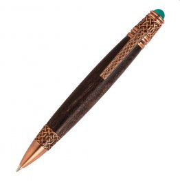 Celtic Ballpoint Pen Kit - Antique Copper