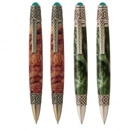 Celtic Pen Kit Starter Package - 4 Pen Set