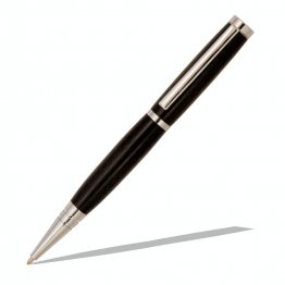Tec-7 Touch Stylus Ballpoint Pen Kit - Chrome