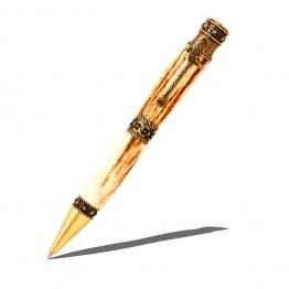 Cowboy (Western) Pen Kit - Antique Brass
