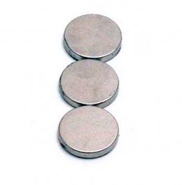 Rare Earth Magnets: 1/2 in. x 1/8 in. (10 pack)