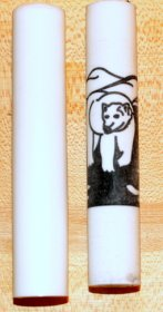 King of the North Rotacrylic pen blank