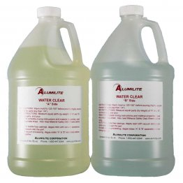 Alumilite Water Clear Casting Resin - 16 lb Kit