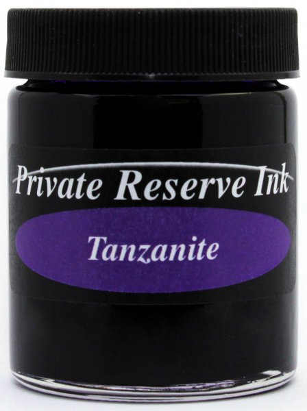 Private Reserve Bottled Ink 66ml - Tanzanite