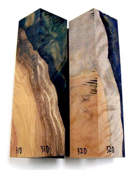 Large Rainburl Project Blanks 31-32D - Please Choose