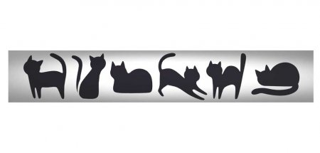Cat Ballpoint Pen Kit - 3 Pen Starter Set - open 4