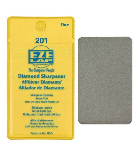 EZE-Lap Credit Card Diamond Sharpener