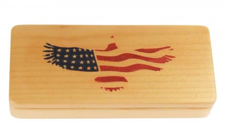 American Eagle Engraved Pen Gift Box