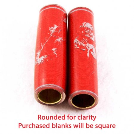 Football Pen Blank #03 - Red & Grey. View 2