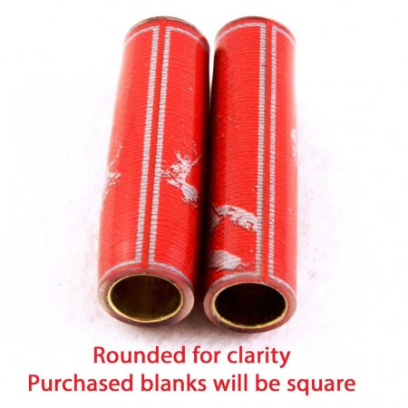 Football Pen Blank #03 - Red & Grey. 3