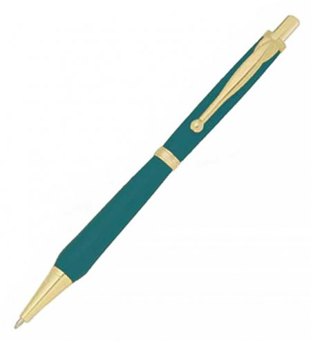 Fancy Slimline Pencil Kit - Satin Gold