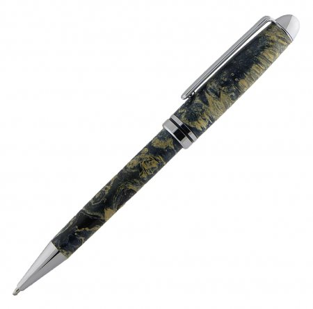 European Ballpoint (7mm Round Top) - Chrome
