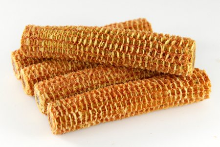Corn Cob Pen Blanks - Stabilized Small Sized (7mm)