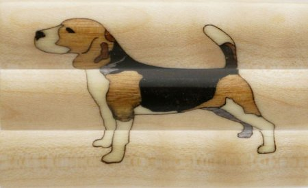 Top Dog - Beagle Inlay Kit