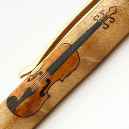 Violin Inlay Kit