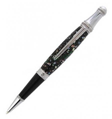 Lancer Ballpoint Pen Kit - Chrome