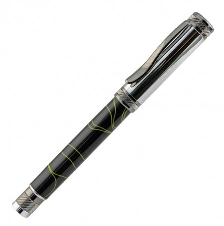 MP208 Magnetic Pen Kit - Chrome & Gunmetal