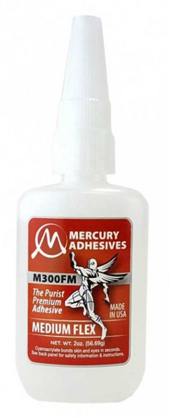 Mercury Adhesives Medium Flex CA 2oz