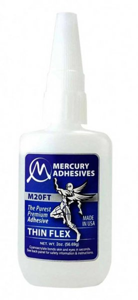 Mercury Adhesives Thin Flex CA 2oz