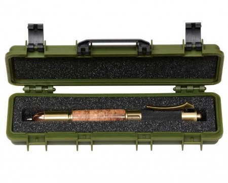 Tactical Rifle Case Pen Box - Olive Drab Green