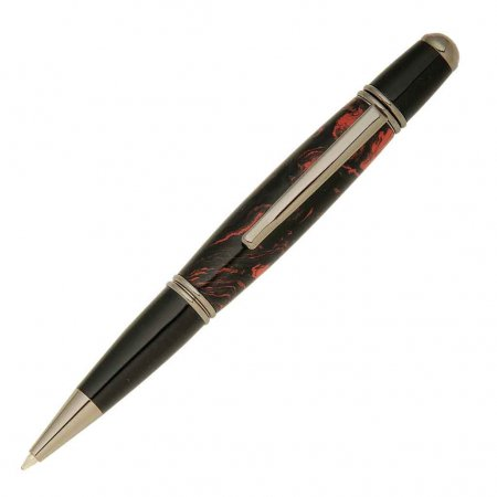 Gatsby Ballpoint Twist Pen Kit - Gun Metal