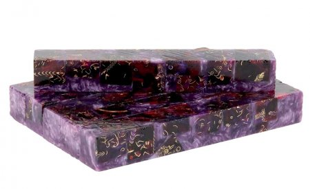Fossilized Fantasy Cubist Edition - Potion Purple