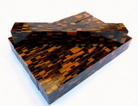 Mosaic Acrylic - Rustic Brown