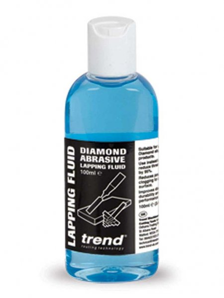 Trend Complete Sharpening System. Lapping Fluid.