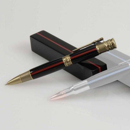 Thin Red Line Pen Blank (PSI)