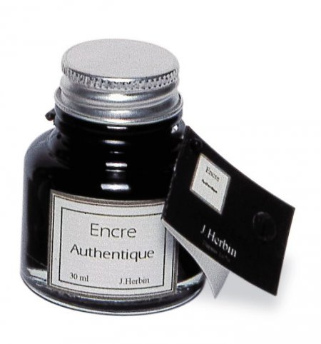 Authentic Ink - (Archival or Lawyer's Ink)