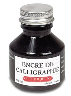 Calligraphy Ink - Black