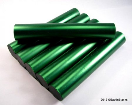 Metallic Green Blank