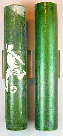 Athletes in Action Rotacrylic - Soccer pen blank