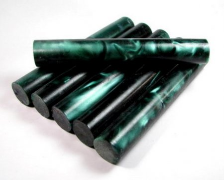 Black Forest Acrylic Pen Blanks