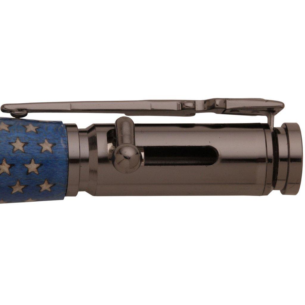 AUTHENTIC PKCP8020 GUNMETAL 30 Cal Bolt Action Bullet PEN KIT